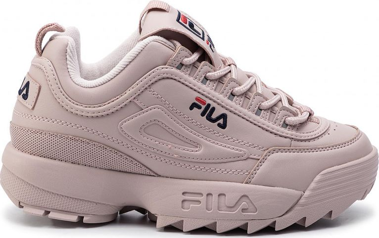 FILA Disruptor Low Rose Smoke 39
