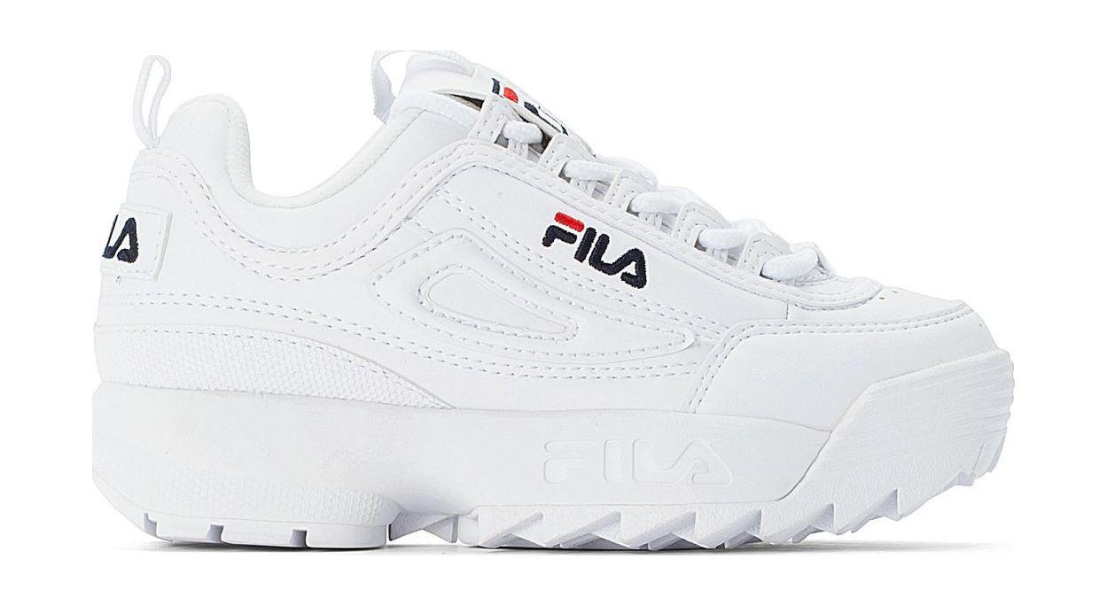 FILA Disruptor Kids White 32