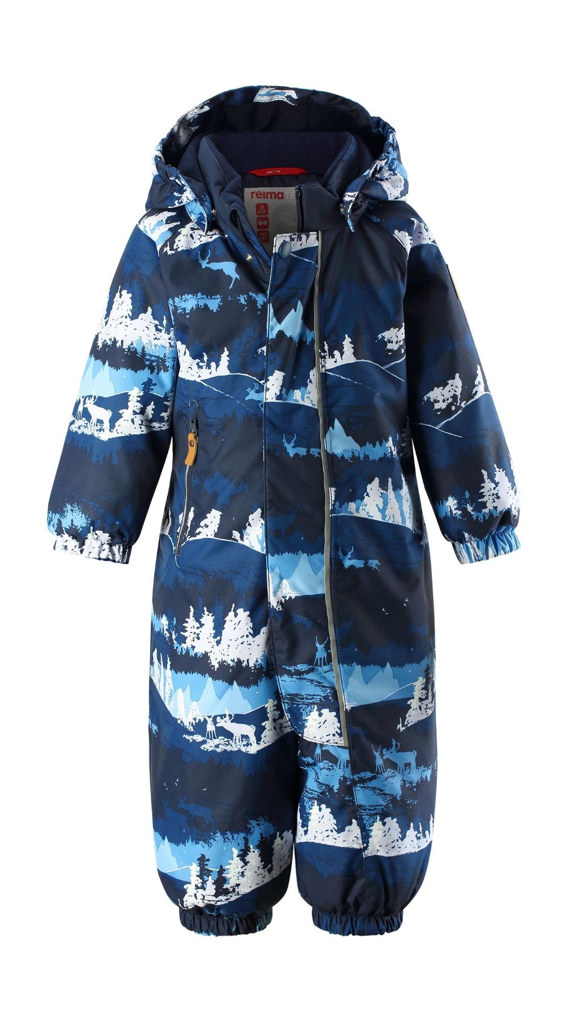 REIMA Puhuri 510306 Jeans Blue 6769 74