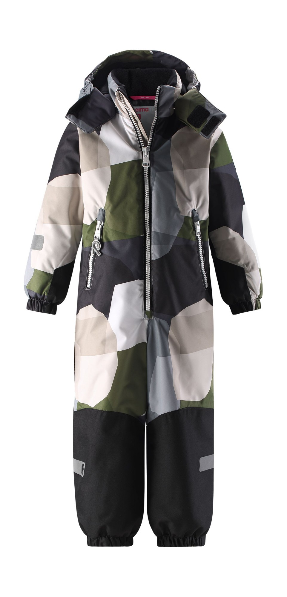 REIMA Snowy 520269B Khaki Green 104