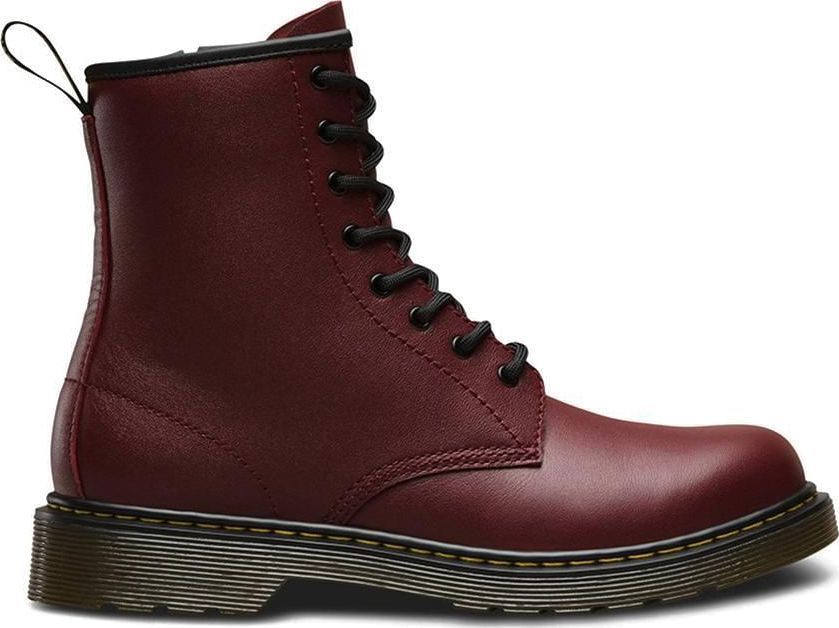 Dr. MARTENS 1460 Youth Softy T Cherry Red 38