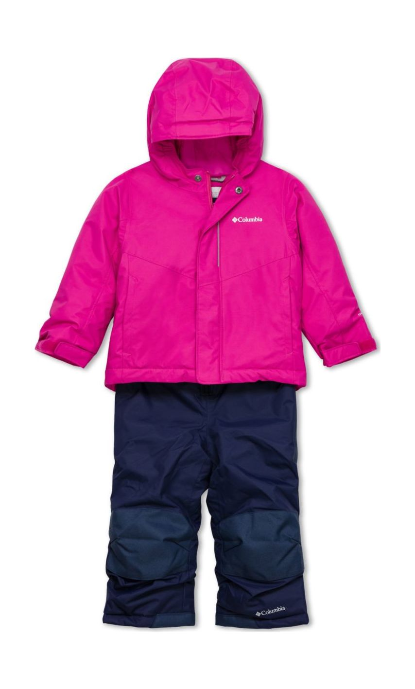 Columbia Buga Set Pink Ice XXS