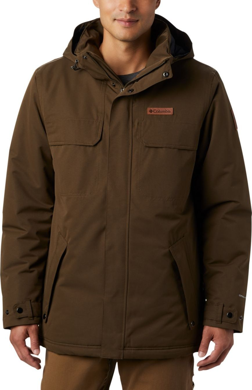 Columbia Rugged Path Jacket Olive Green XL