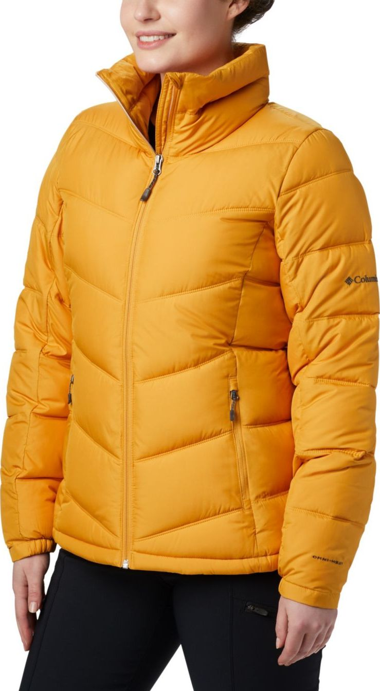 Columbia Pike Lake Jacket II Raw Honey S