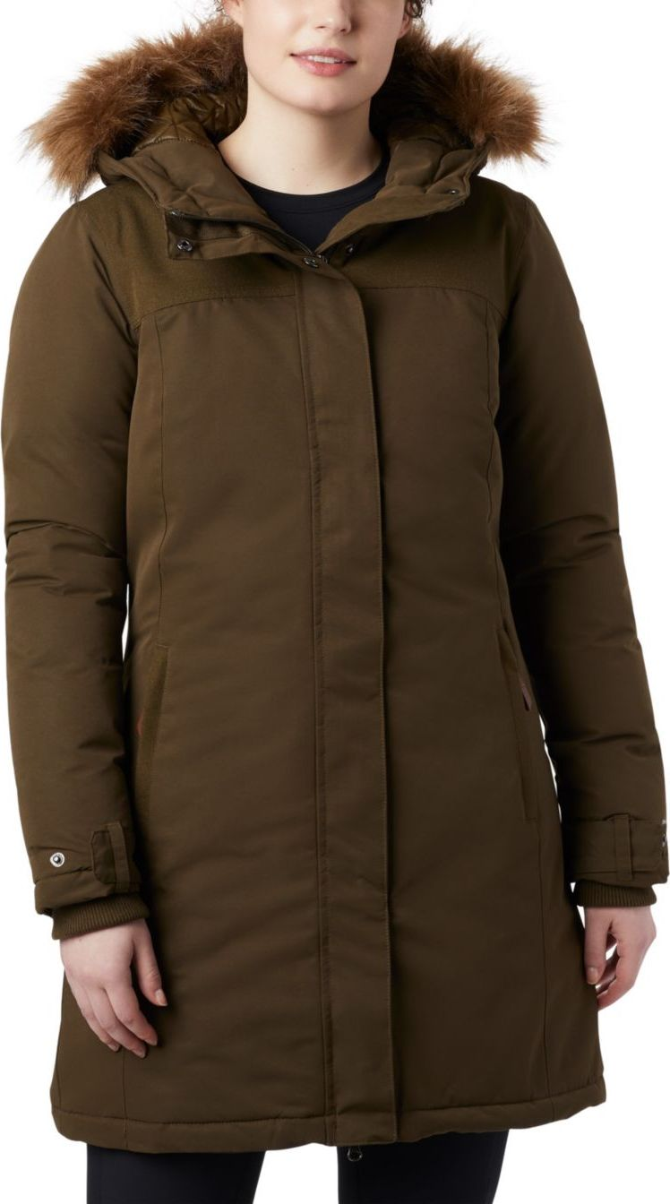 Columbia Lindores Jacket Olive Green L