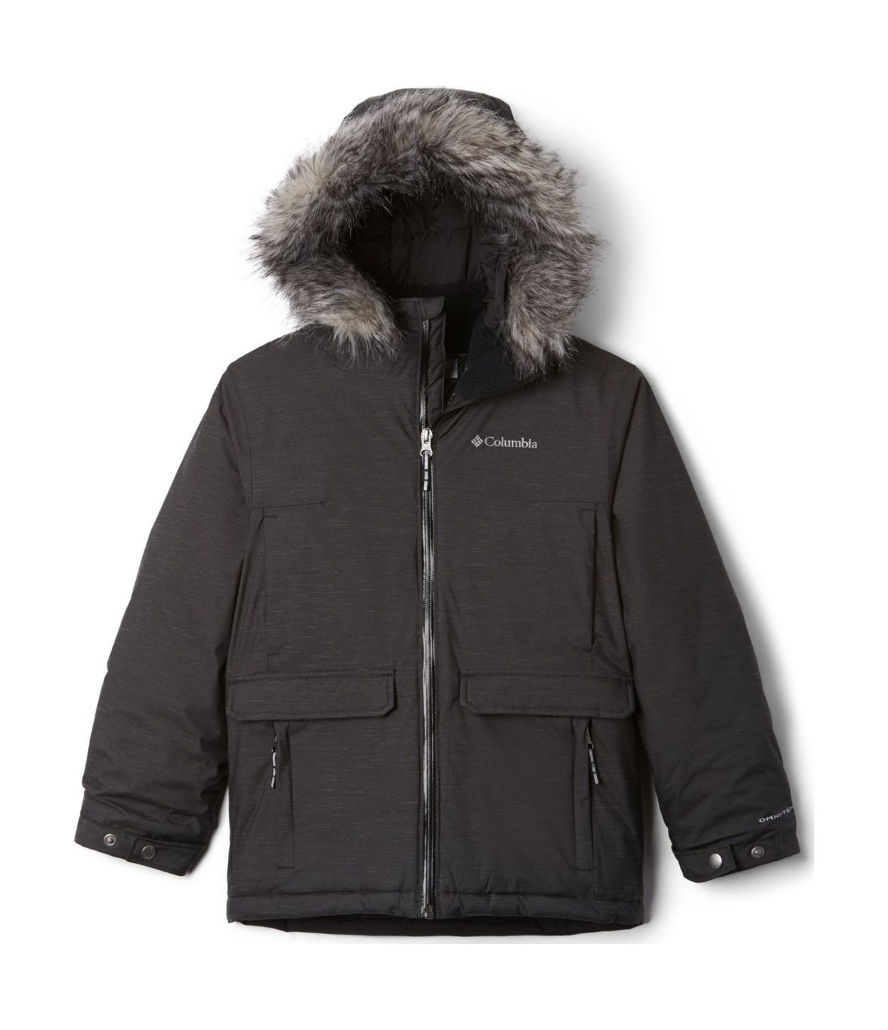 Columbia Basin Butte Casual Ski Jacket Black S