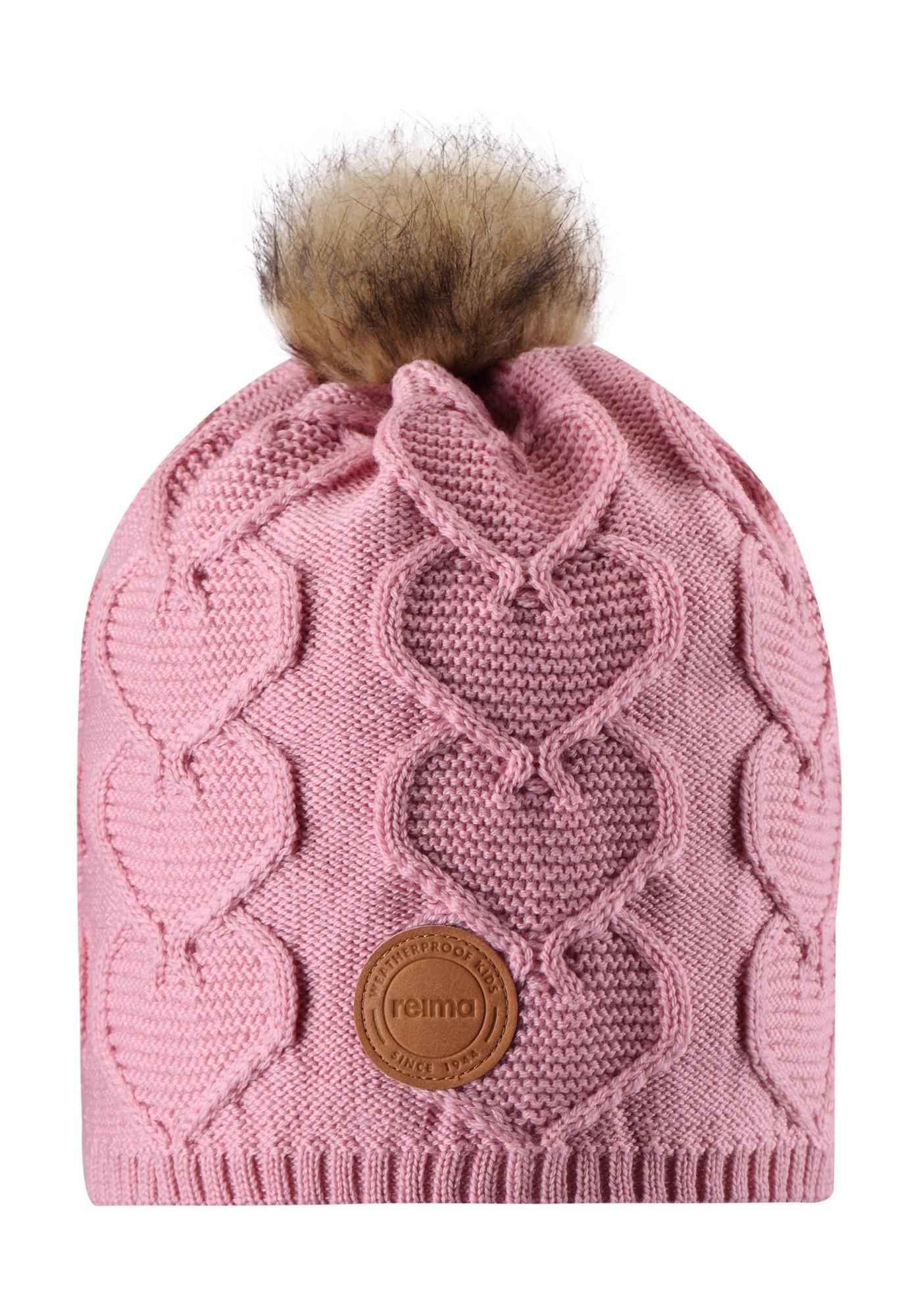 REIMA Knitt Soft rose pink 52-54