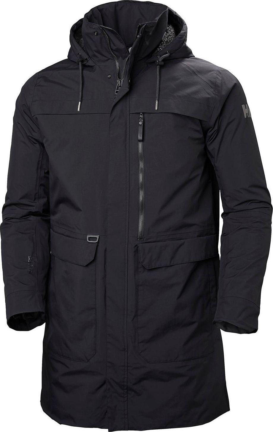 HELLY HANSEN Waterville Coat Black M
