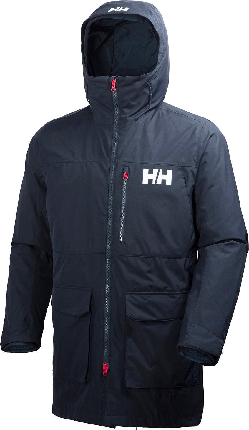 HELLY HANSEN Rigging Coat Navy S