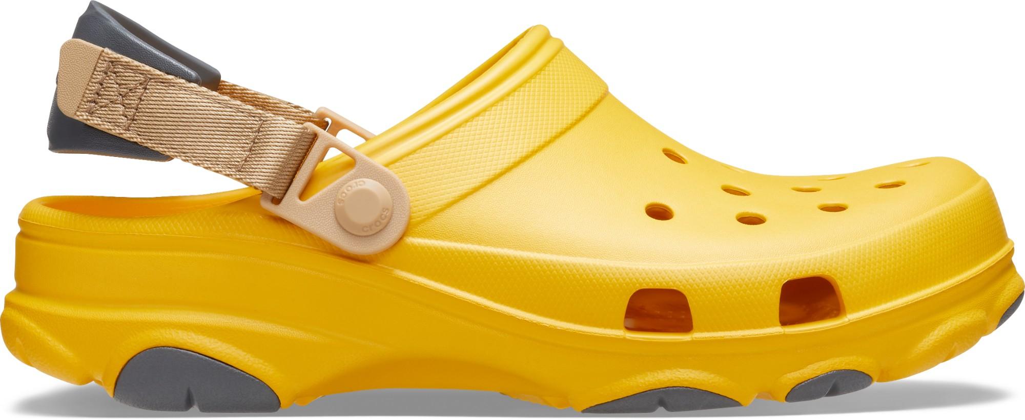 Crocs™ Classic All Terrain Clog Canary 47,5