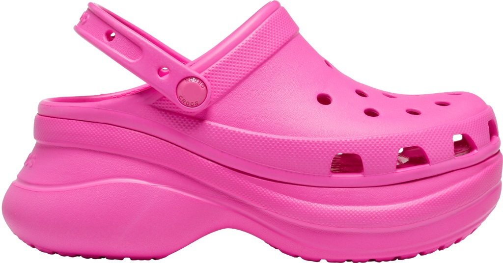 Crocs™ Classic Bae Clog Womens Electric Pink 39,5
