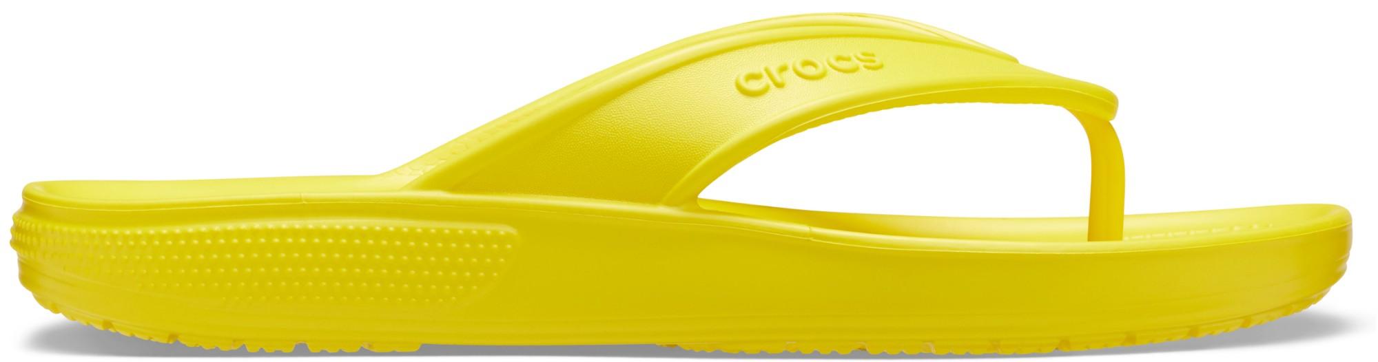 Crocs™ Classic II Flip Lemon 36,5