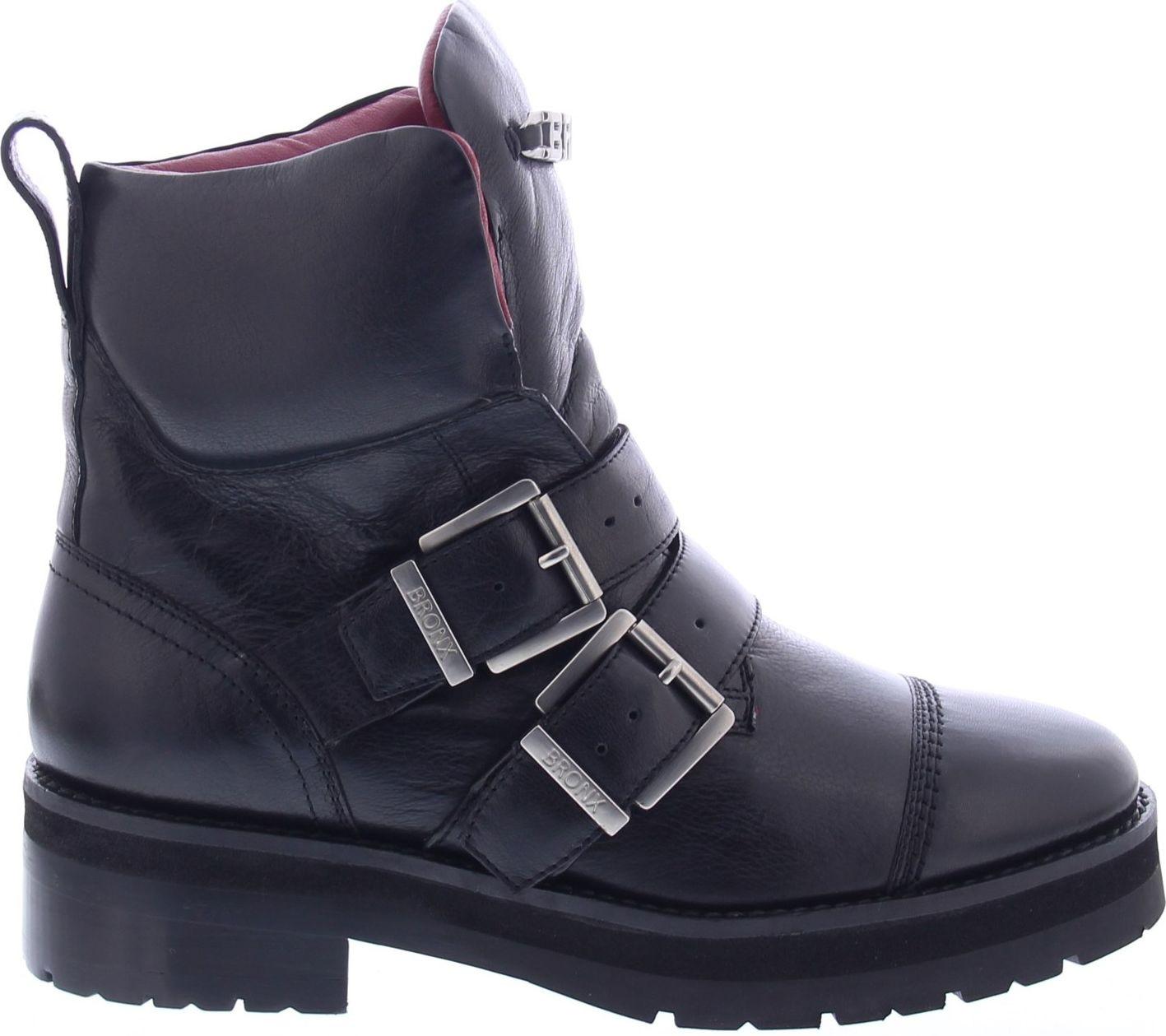 BRONX 1607 Gamlett 47196 Black 38