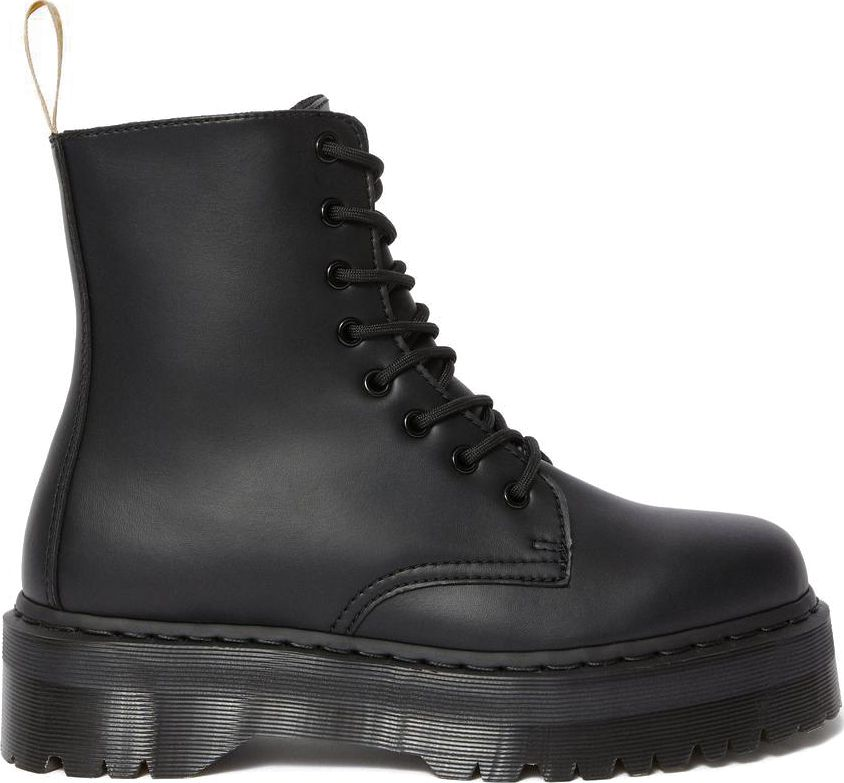 Dr. MARTENS Vegan Jadon II Mono Platform Boots Black 39