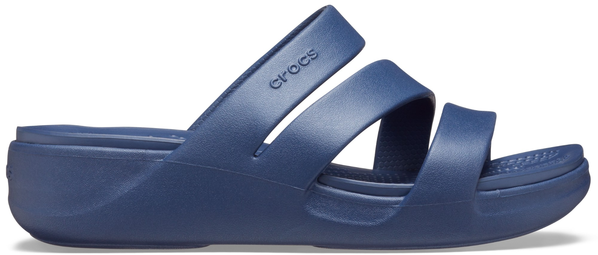 Crocs™ Monterey Wedge Womens Navy 36,5