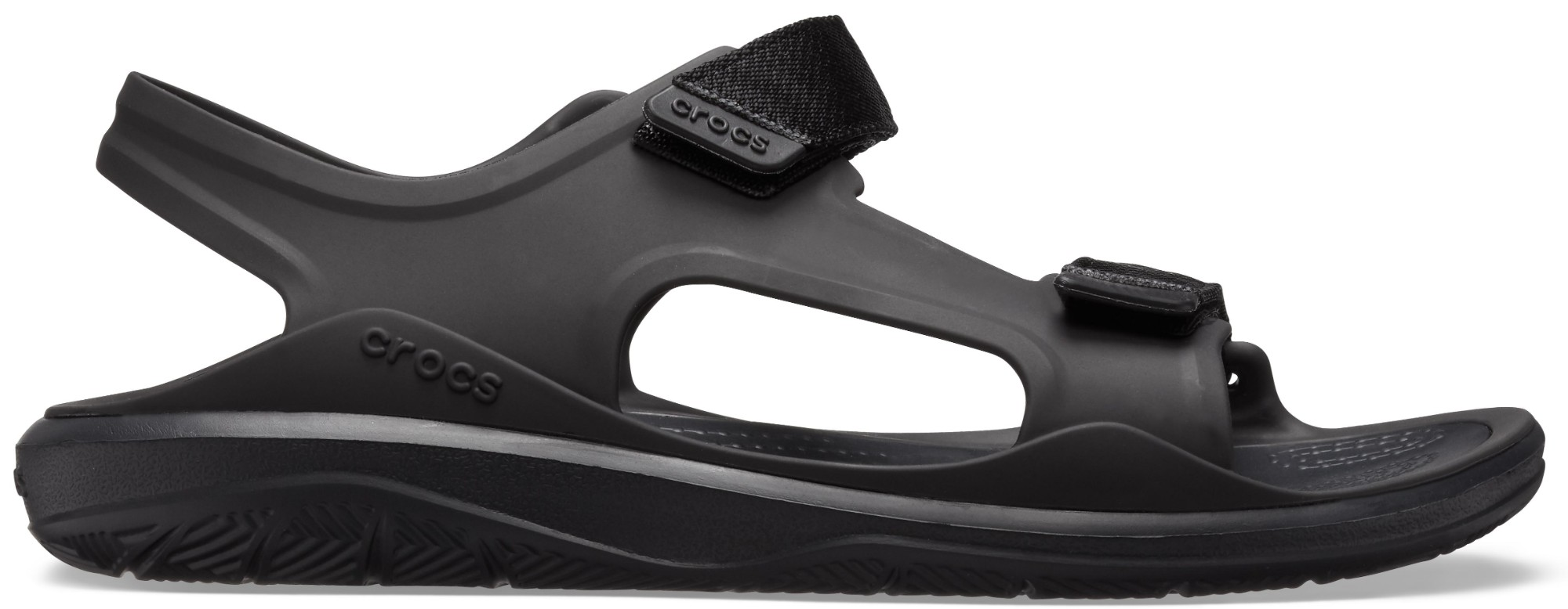 Crocs™ Swiftwater Expedition Molded Womens Black/Black 38,5