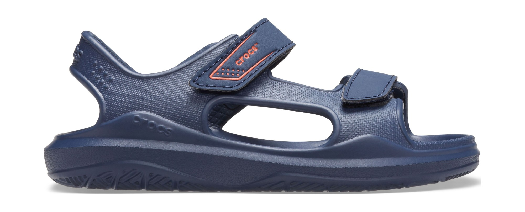 Crocs™ Swiftwater Expedition Sandal Kids Navy/Navy 27