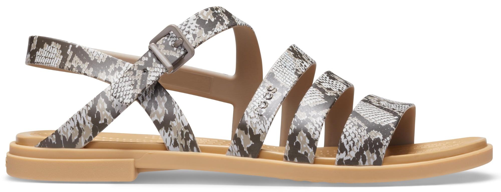 Crocs™ Tulum Sandal Womens Mushroom/Stucco 39,5