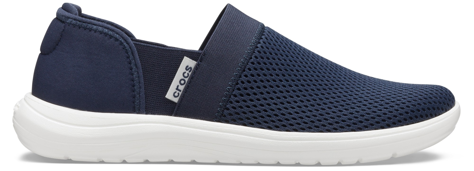 Crocs™ Reviva Mesh Slip-On Women's Navy/White 36,5