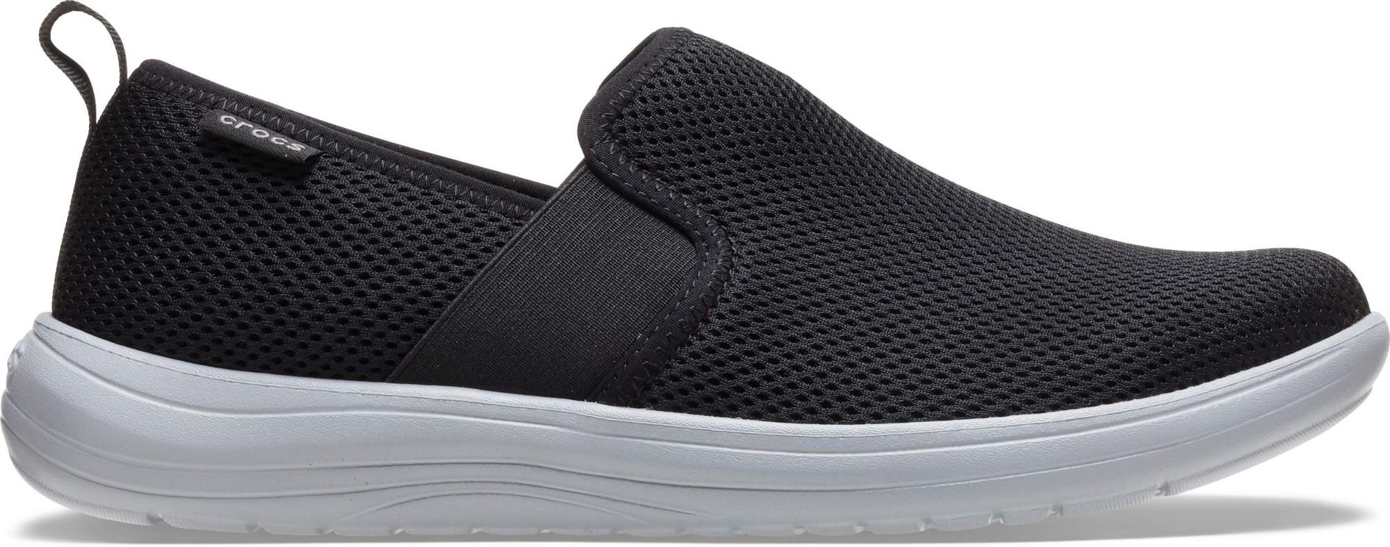 Crocs™ Reviva Low Slip-On Men's Black/Light Grey 42,5
