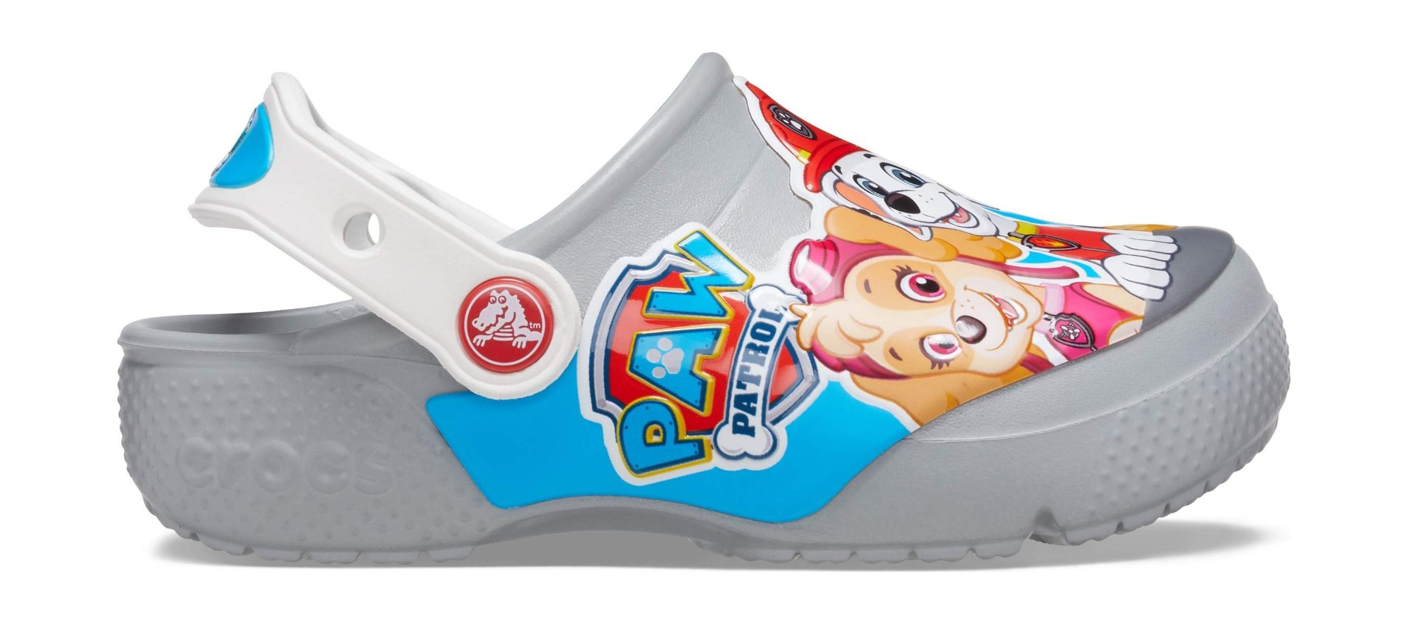Crocs™ Funlab Paw Patrol Clog Kids Light Grey 29