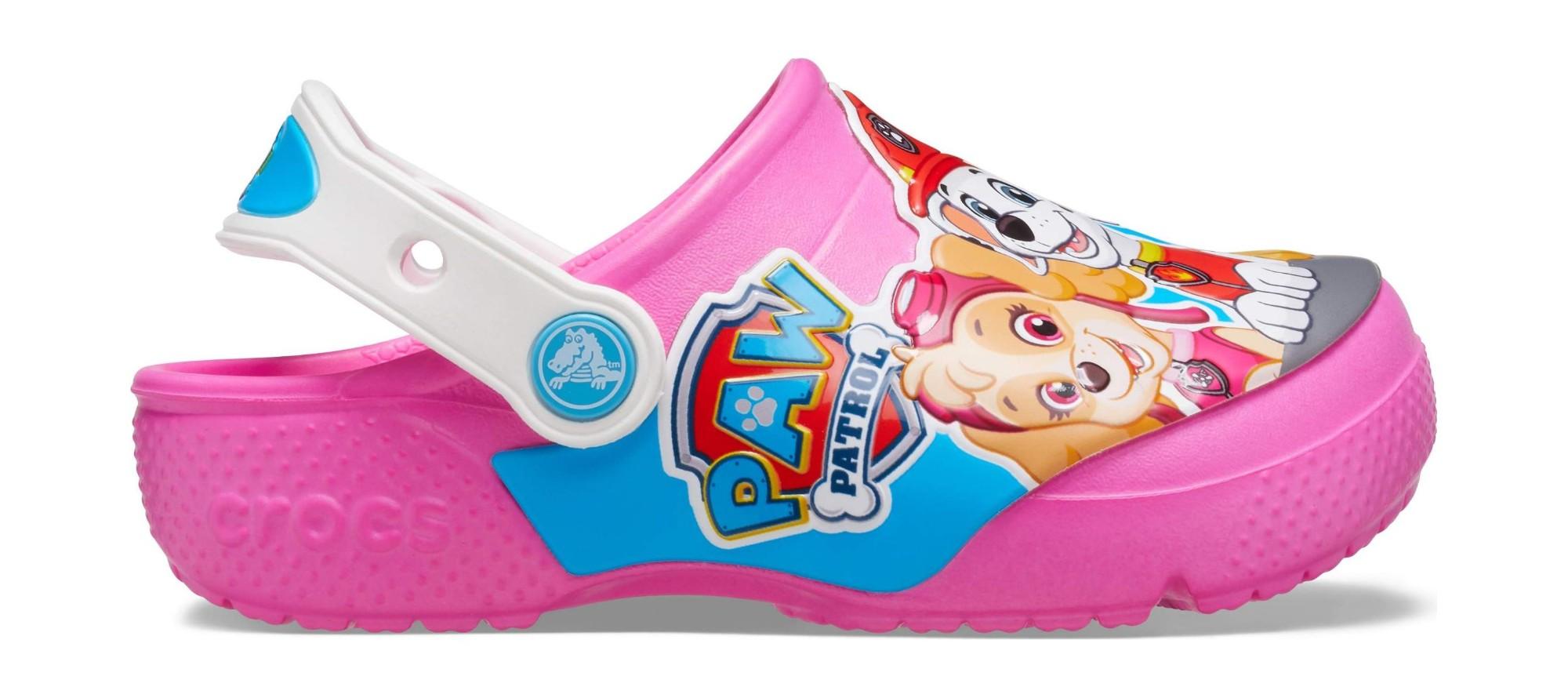 Crocs™ Funlab Paw Patrol Clog Kids Electric Pink 25