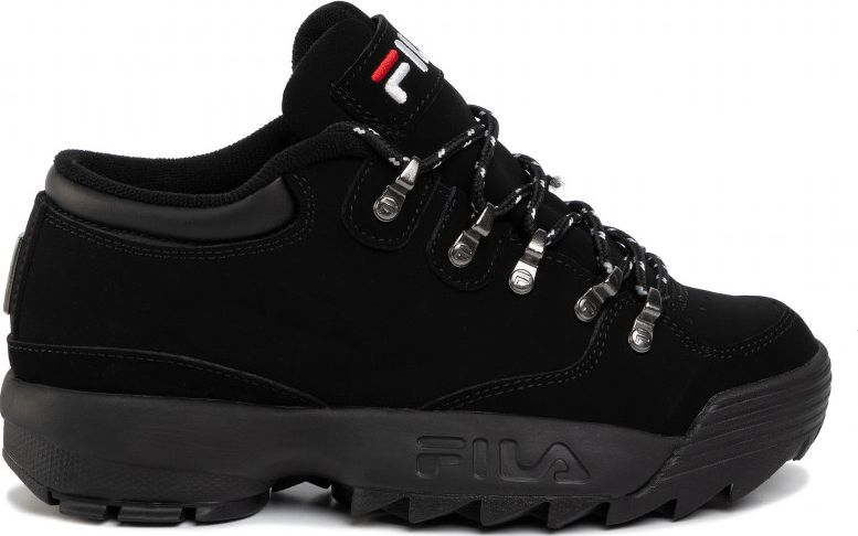 FILA Disruptor Hiker Low Black/Black 37