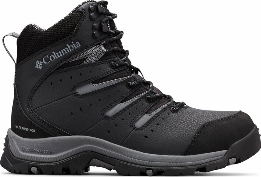 Columbia Gunnison II Omni-Heat Black/Ti Grey Steel 43