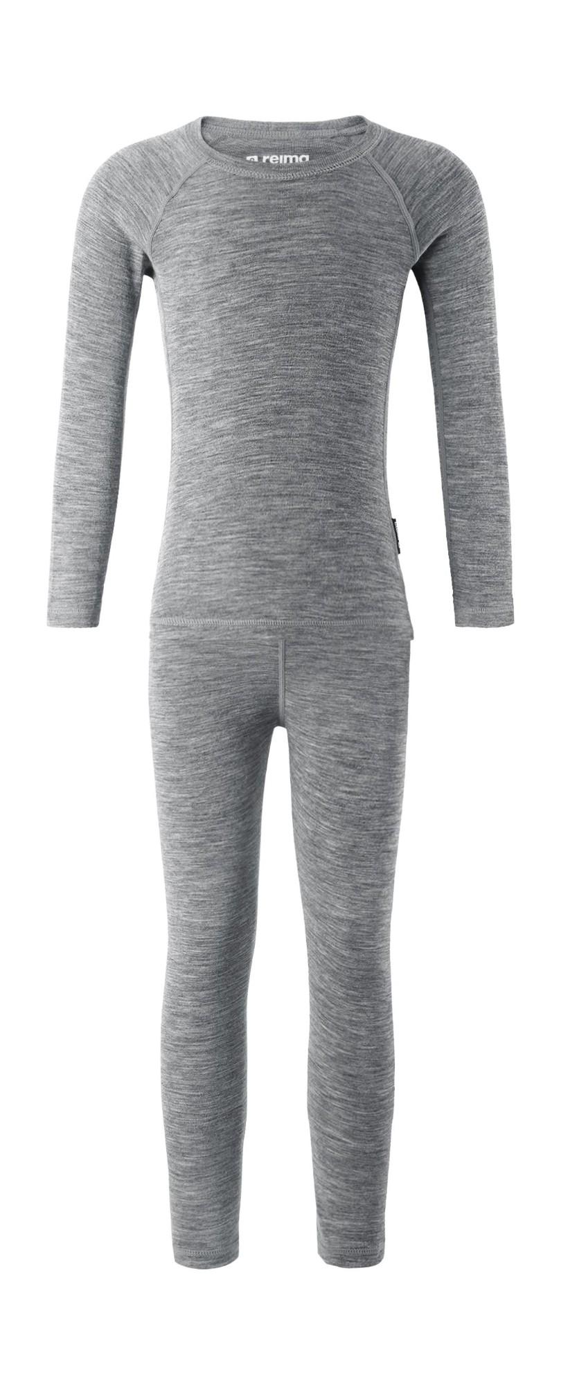 REIMA Kinsei Melange Grey 150