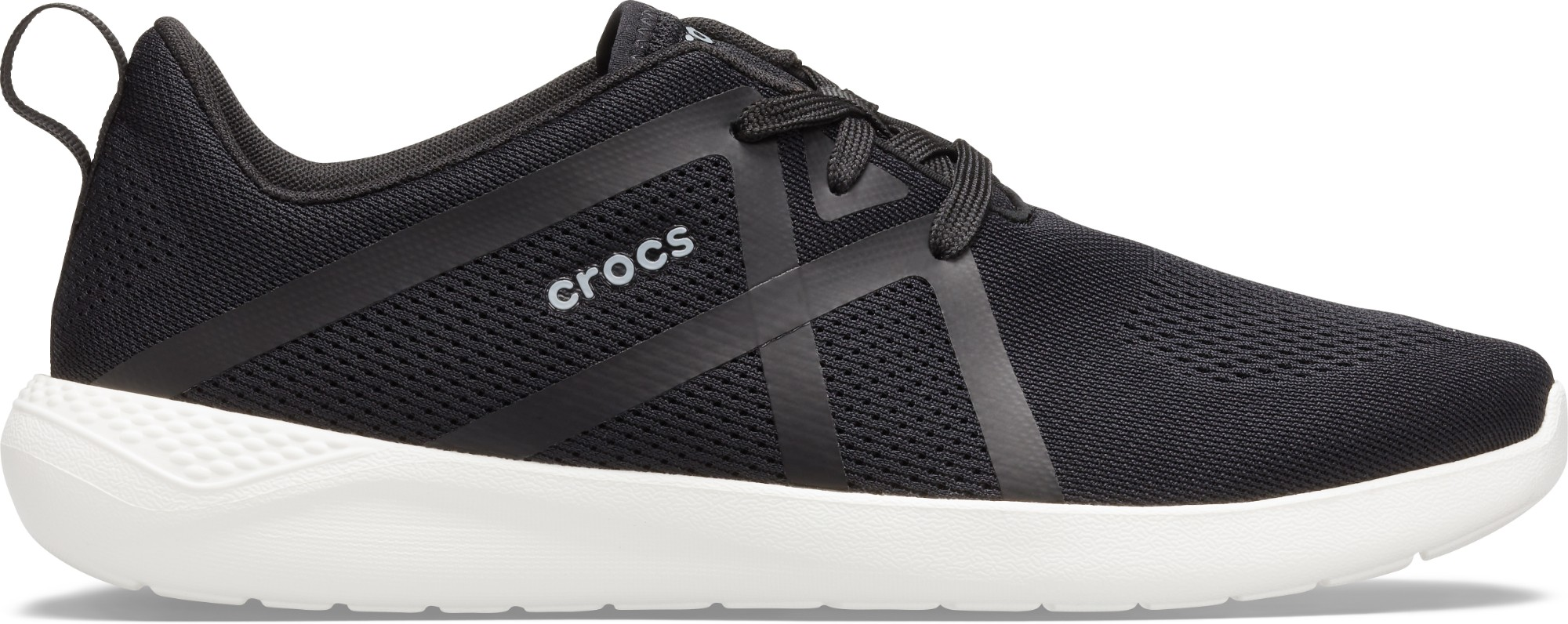 Crocs™ Literide Modform Lace Mens Black/White 42,5