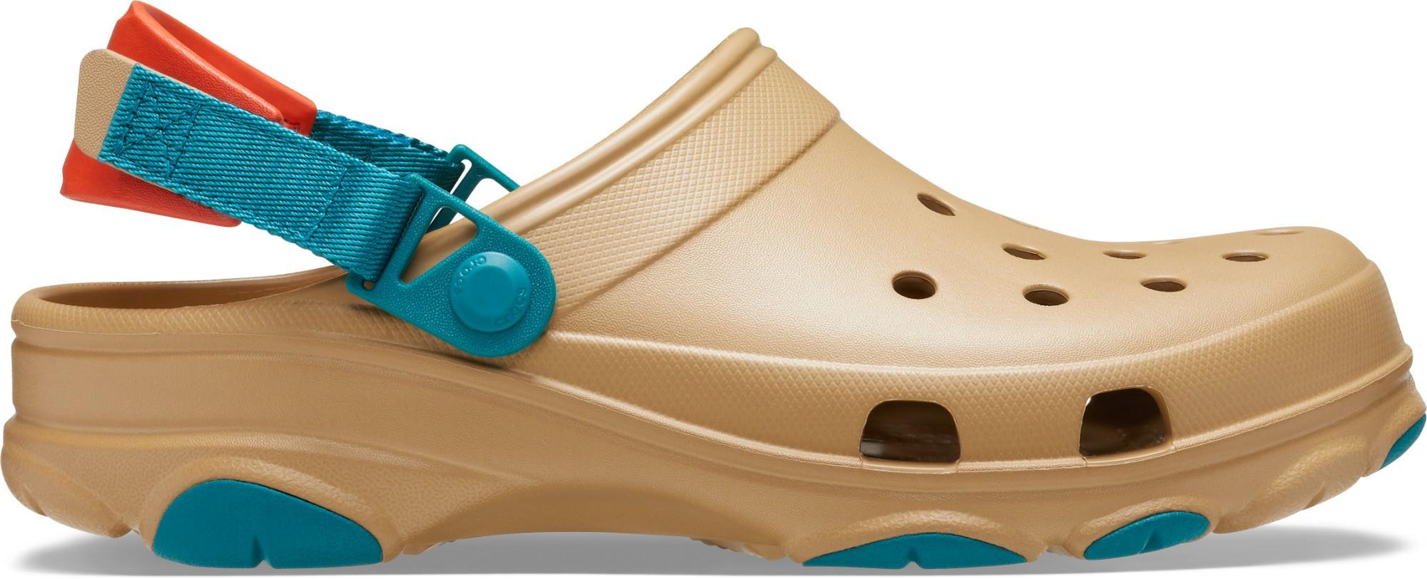 Crocs™ Classic All Terrain Clog Tan 45,5