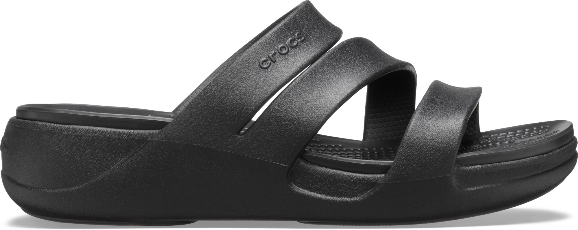 Crocs™ Monterey Wedge Womens Black 42,5