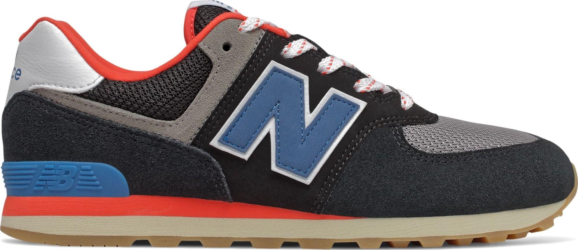 New Balance GC574 Lace Black 40