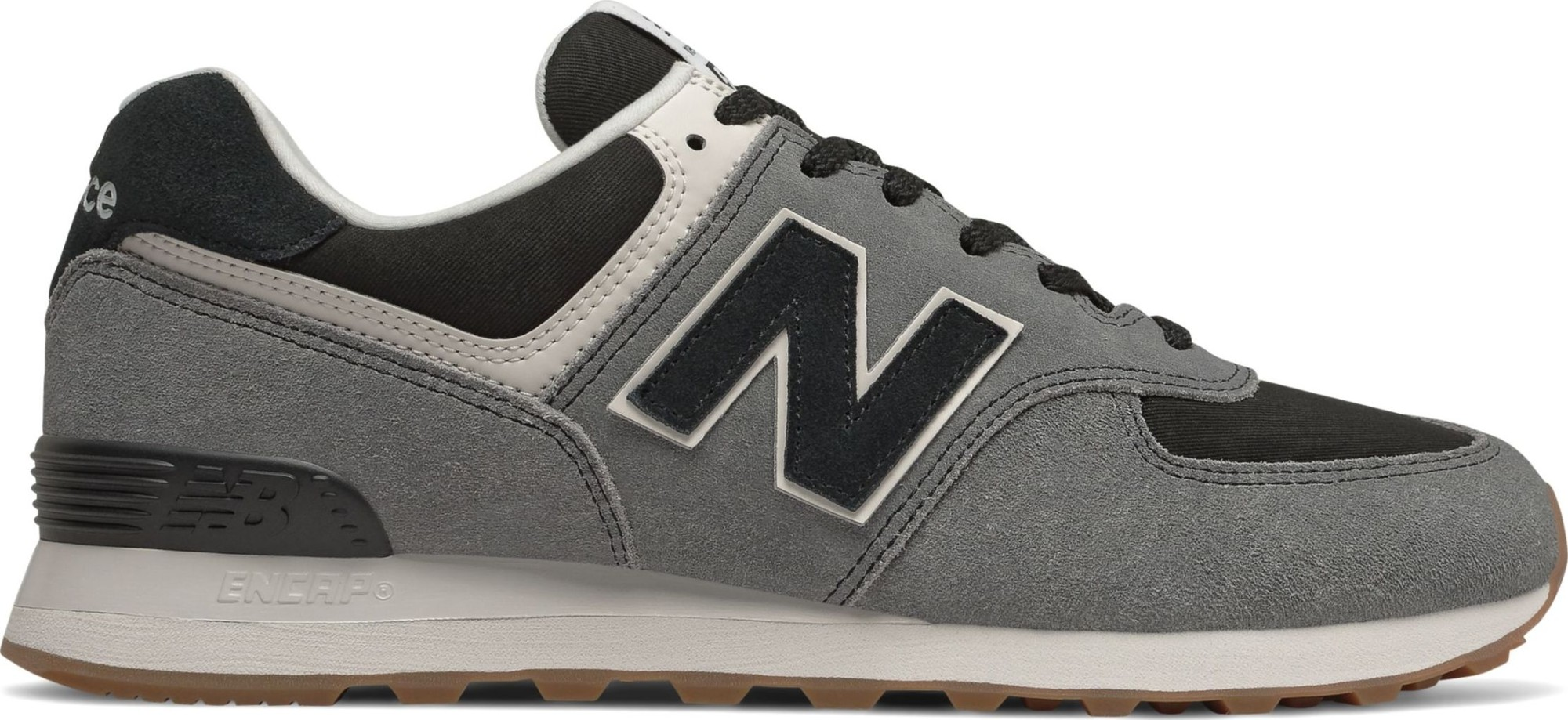 New Balance ML574 T2 Black/Grey 46,5