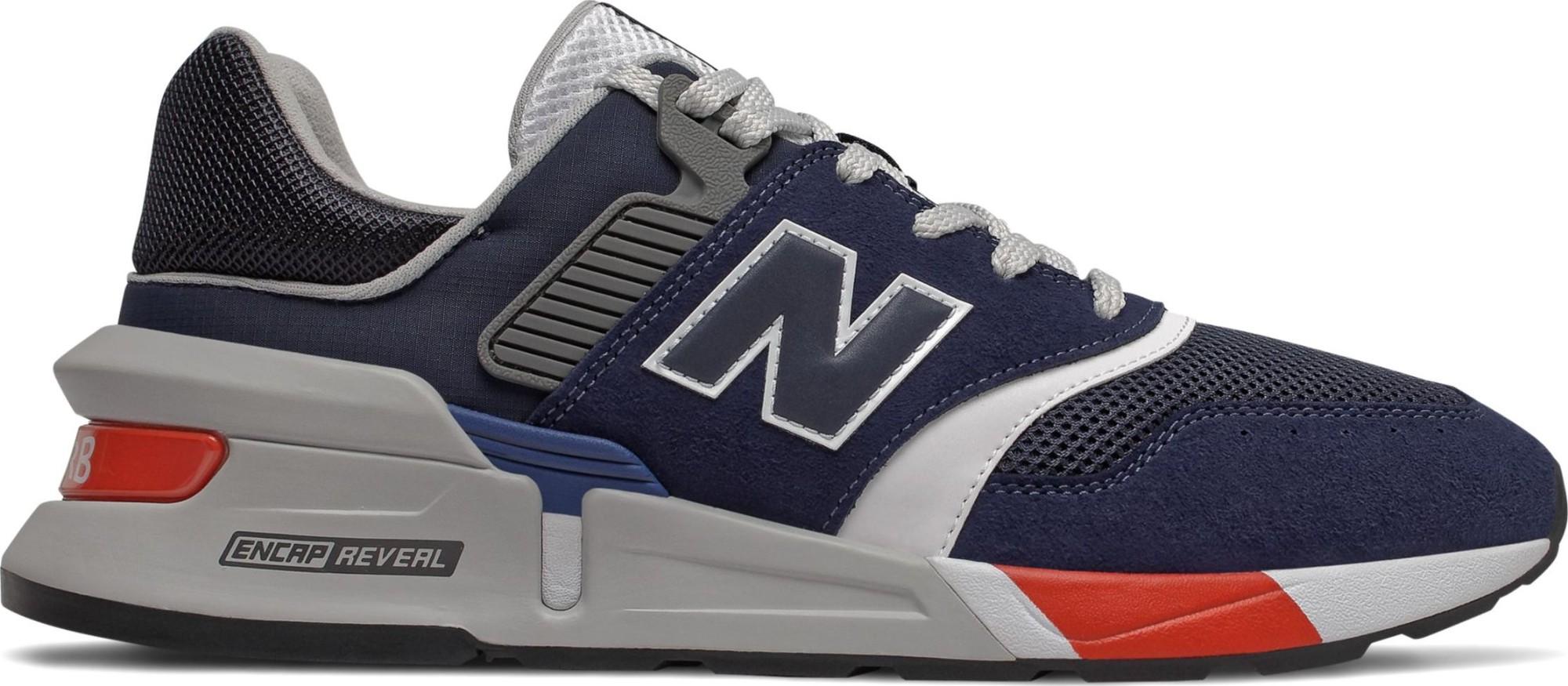 New Balance MS997 Sport Navy/White 43
