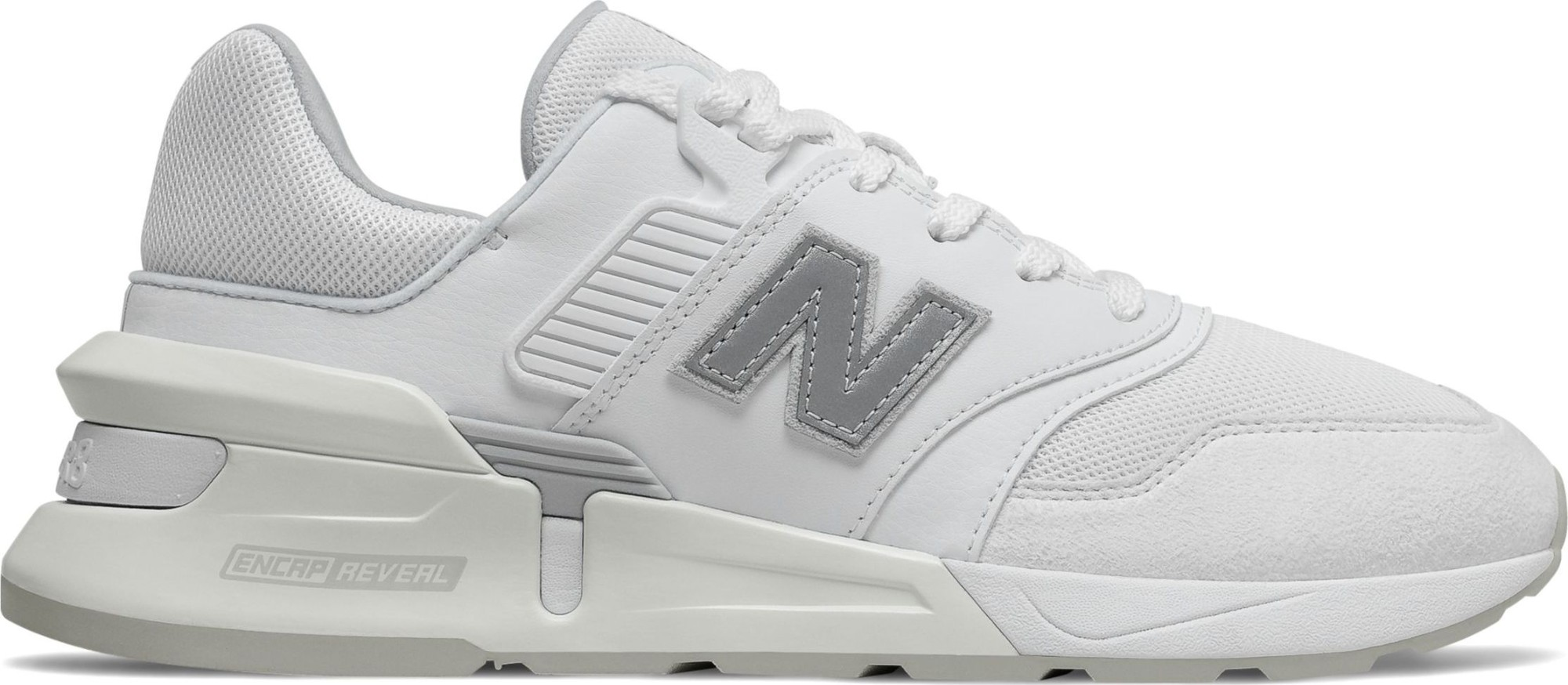 New Balance MS997 Sport White/Grey 37