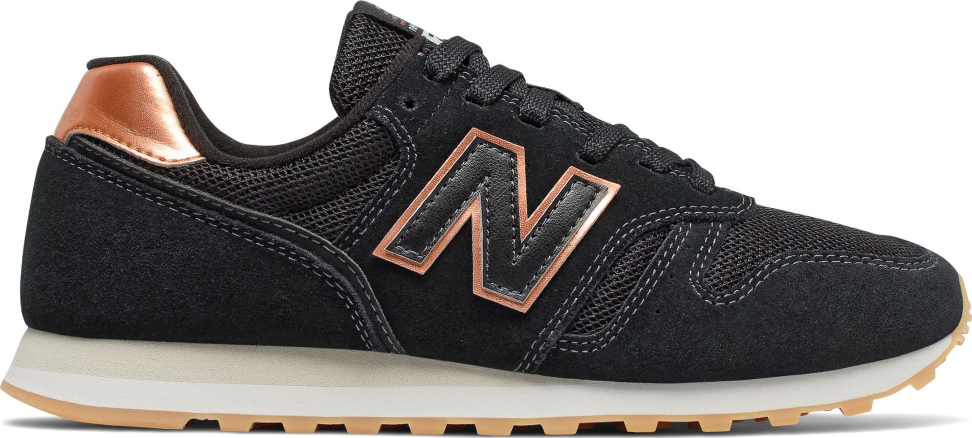 New Balance WL373 Black/Gold 37,5