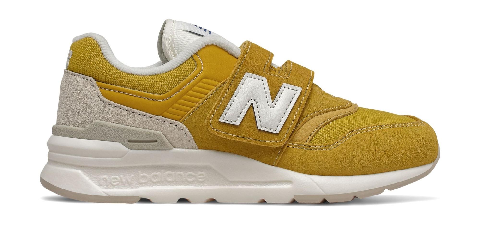 New Balance PZ997 Yellow 35