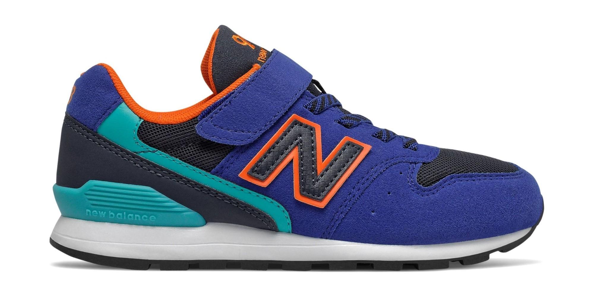 New Balance YV996 Blue/Orange 33,5