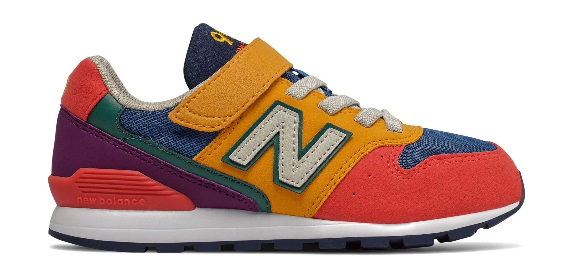 New Balance YV996 Multi Colors 32