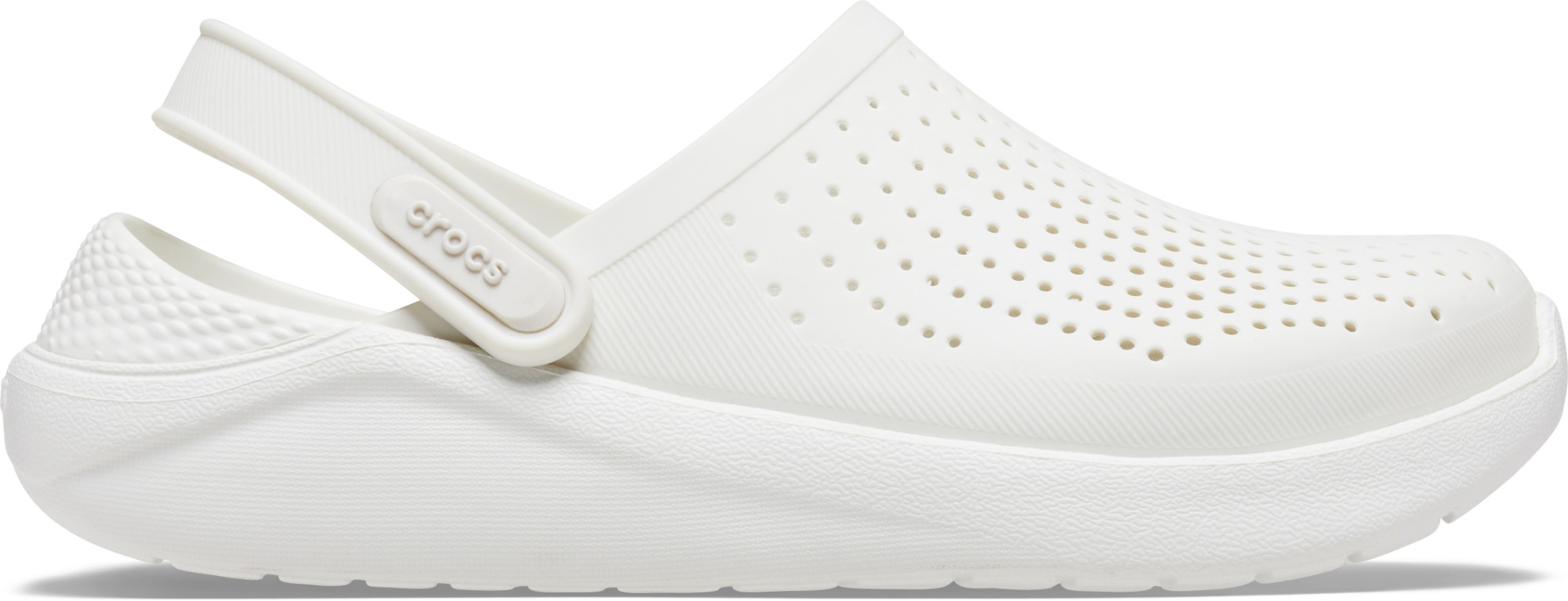 Crocs™ LiteRide Clog Almost White/Almost White 45,5