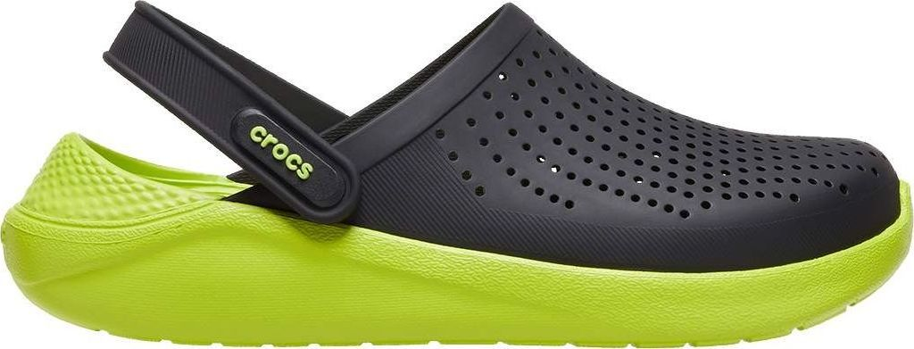 Crocs™ LiteRide Clog Black/Lime Punch 38,5