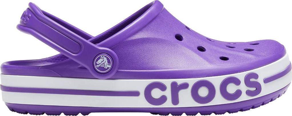 Crocs™ Bayaband Clog Neon Purple/White 38,5