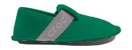 Crocs™ Kids' Classic Slipper Deep Green 32