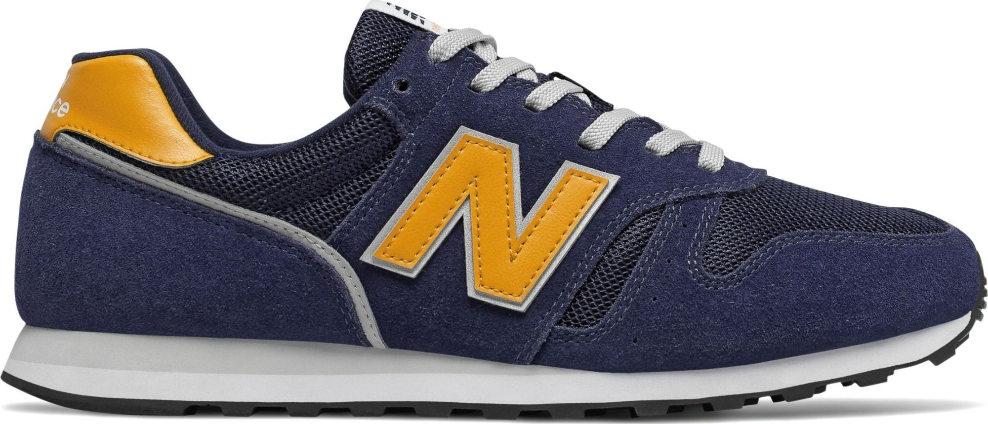 New Balance ML373 Navy/Yelow 43