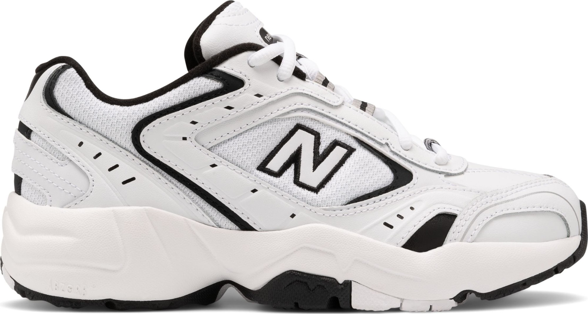 New Balance WX452 White/Black 38