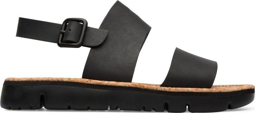 Camper Oruga Sandal K201038 Black 38