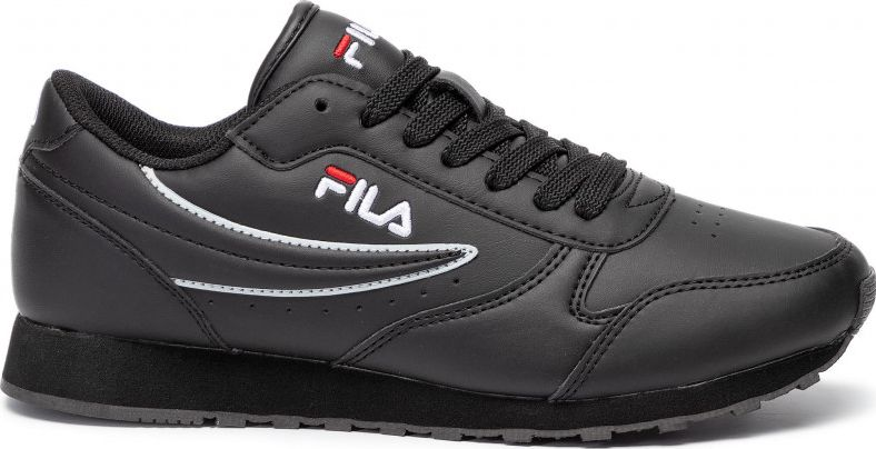 FILA Orbit Low Black/Black 43