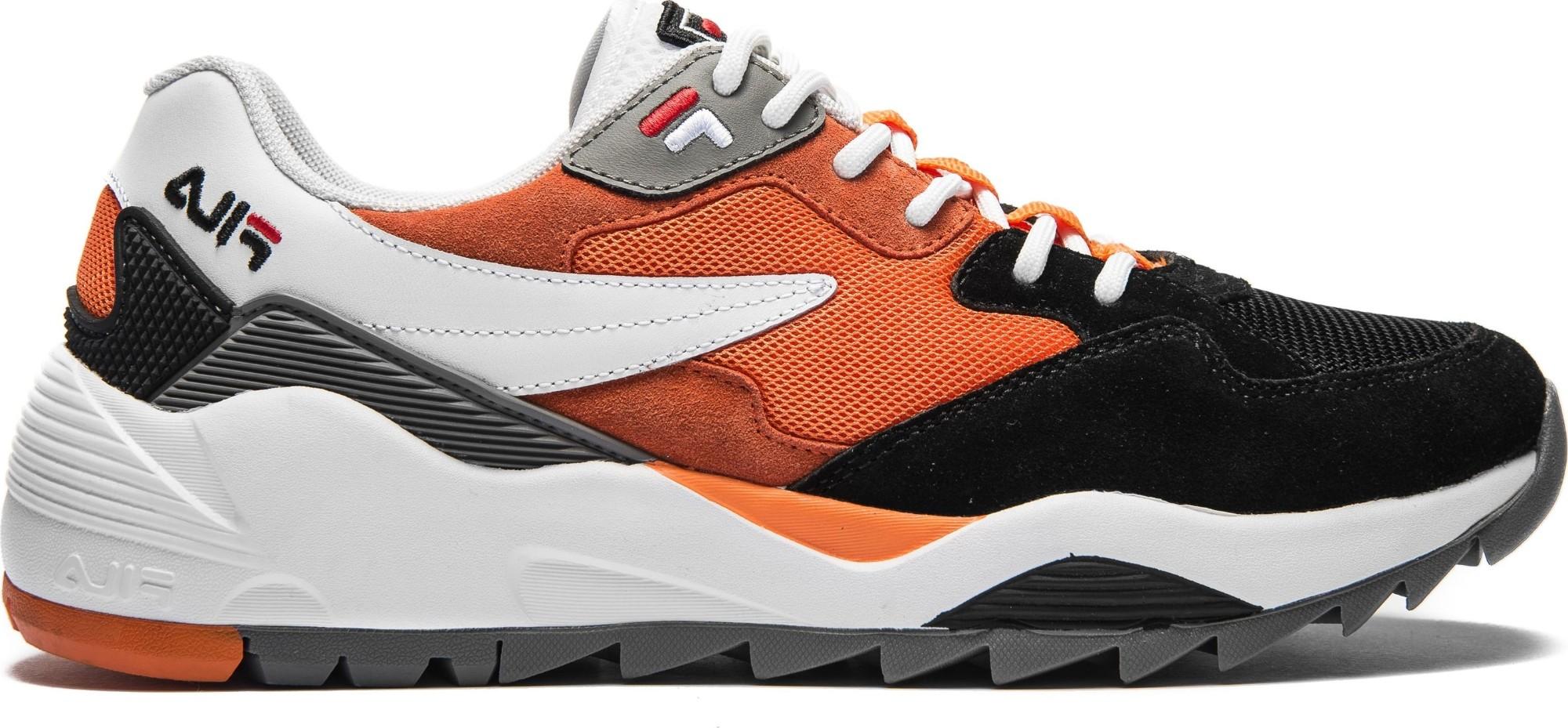 FILA Vault CMR Jogger CB Low White/Black/Mandarin Orange 41