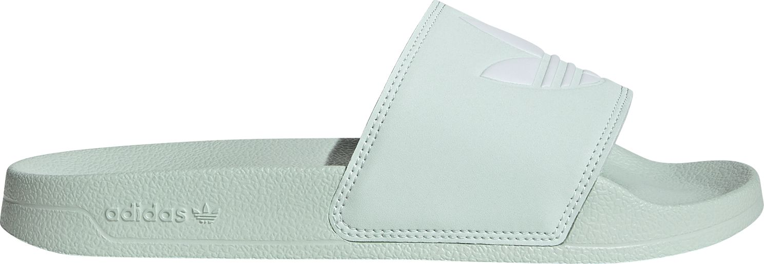 ADIDAS Adilette Lite Women's Dash Green/Cloud White/Dash Green 38